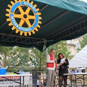 Photo du Rotary Tour